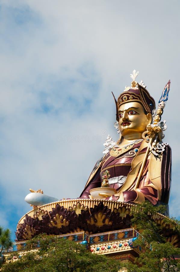 Rawalsar é um lugar sagrado para budistas, India fotografia de stock royalty free