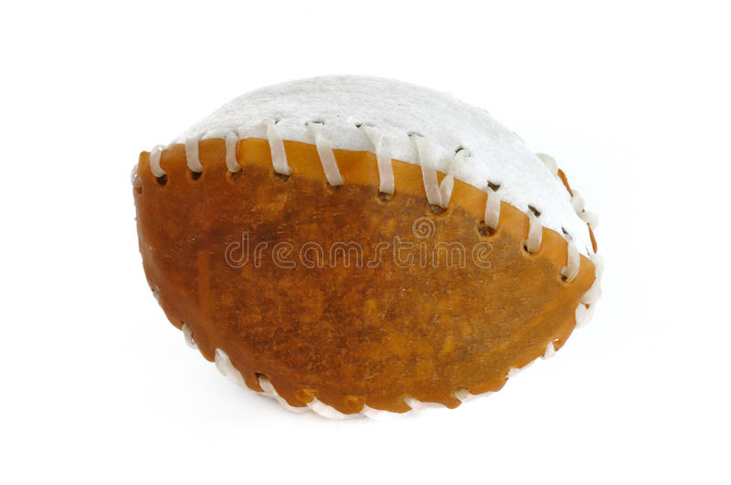 Download Rawhide Football Pet Chew Toy Stock Photo - Image: 24488054