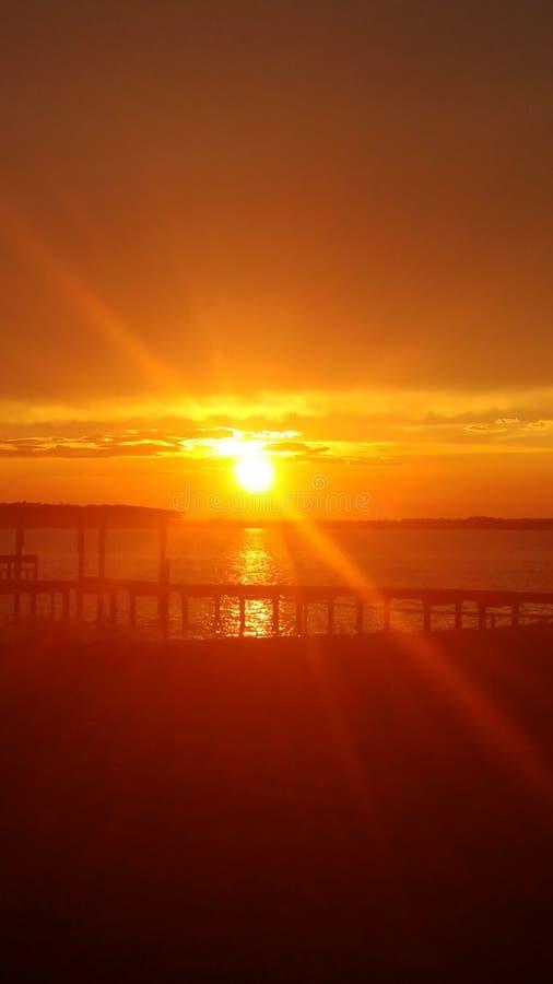 Ray światło słoneczne obrazy royalty free
