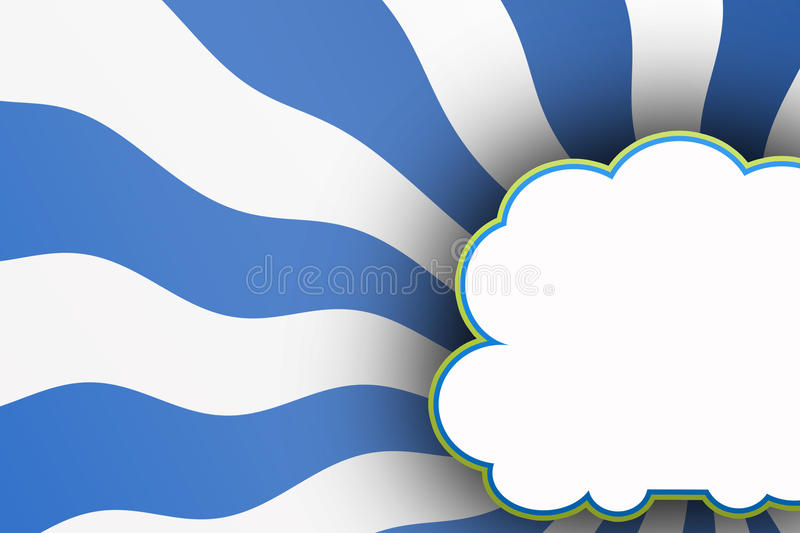 Download Ray background stock illustration. Image of retro, wallpaper - 10678423