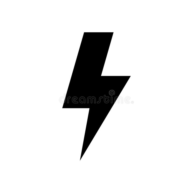 Ray electricity symbol stock photo. Image of switch, generator ...