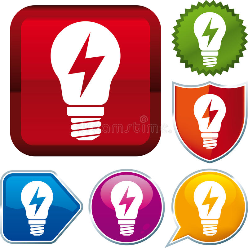 Download Ray energy icon stock vector. Illustration of image, geometric - 26995465