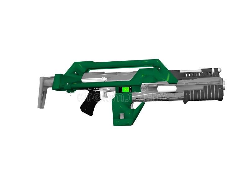 Ray Gun stock illustratie