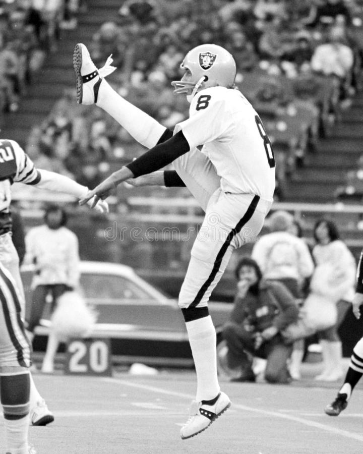 Ray Guy arkivfoton