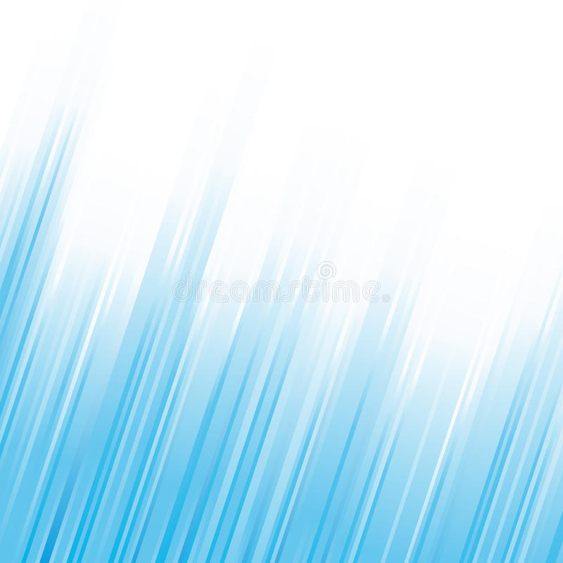 Rayas azules del AB foto de archivo