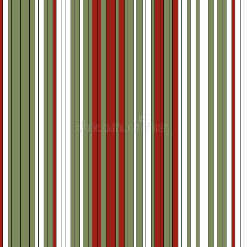Rayas coloreadas verticales ilustración del vector