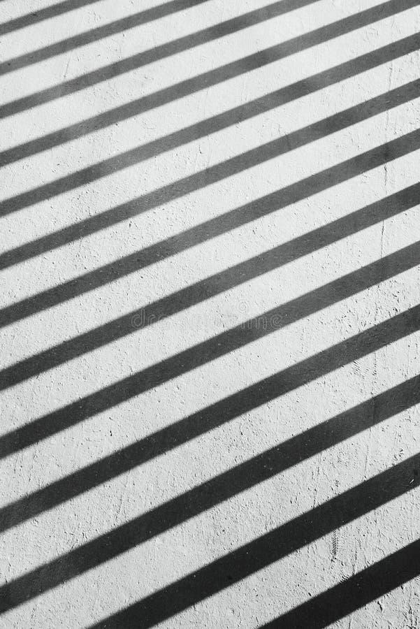Rayas de la sombra imagen de archivo