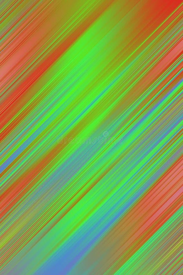 Rayas diagonales del fondo del extracto Papel pintado gráfico del movimiento, tarjeta de visita libre illustration