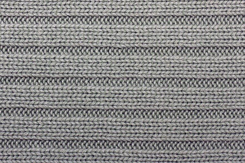 Rayas horizontales grises del fondo que hacen punto fotografía de archivo libre de regalías
