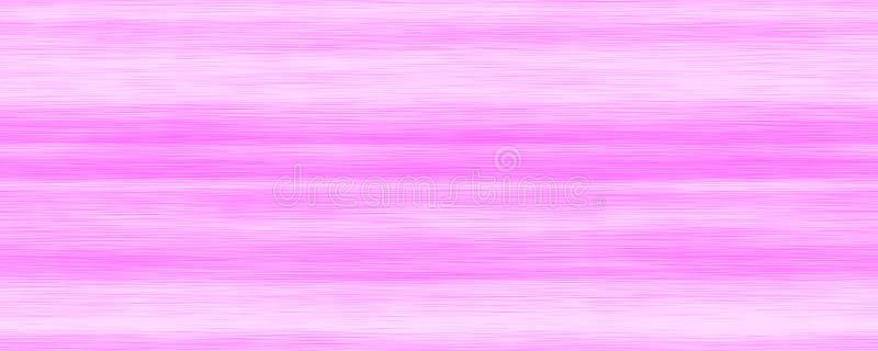Rayas mezcladas de la pintura gruesa en sombras suaves de tileable rosado imagen de archivo libre de regalías