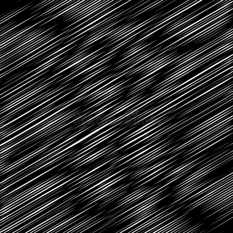 Rayas negras oblicuas libre illustration