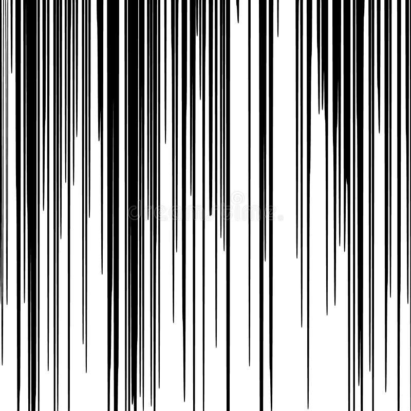 Rayas negras verticales libre illustration