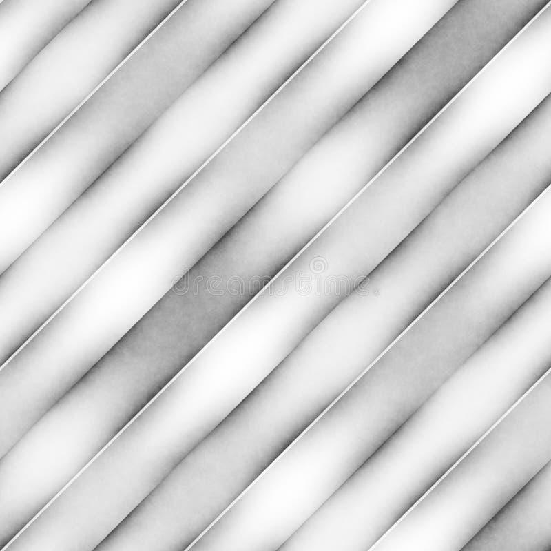 Rayas paralelas de la pendiente Diseño geométrico abstracto del fondo Modelo monocromático inconsútil fotos de archivo