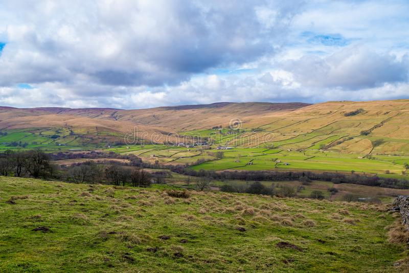 Raydale North Yorkshire photos stock