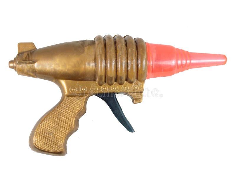 raygun zabawka: rocznik zabawka zdjęcia royalty free