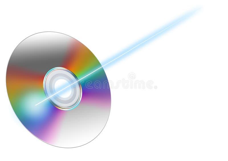 Rayo azul fotografía de archivo