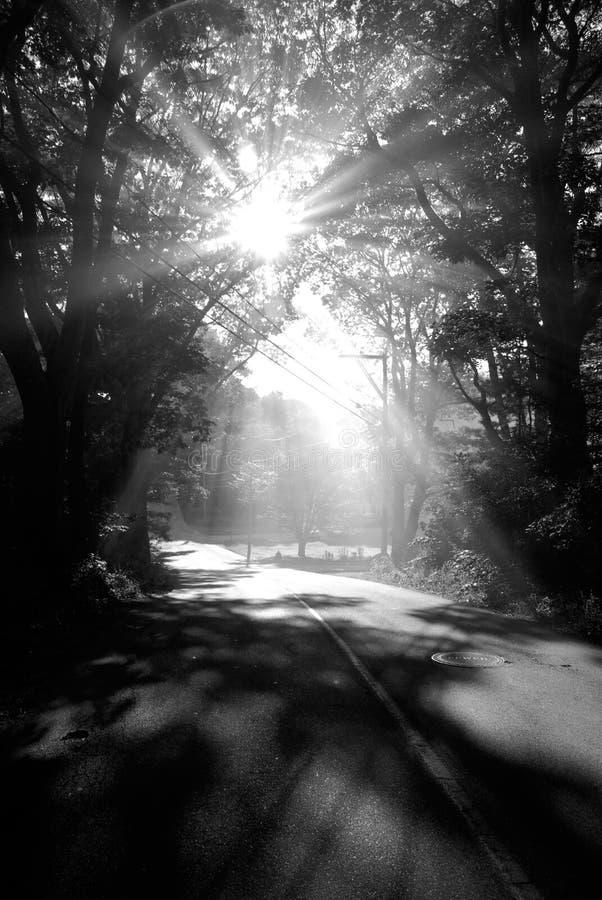 Rayo de esperanza no.2. imagen de archivo