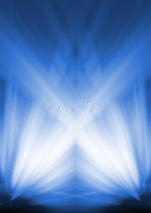 Rayo de la luz libre illustration