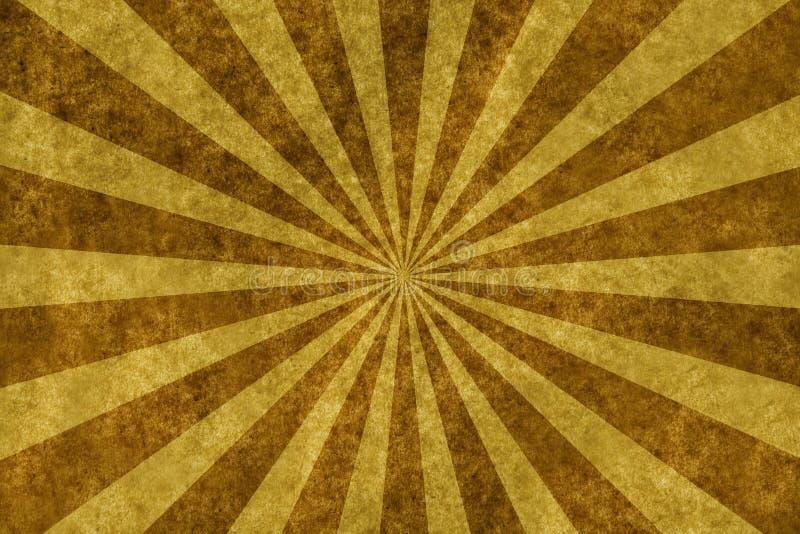 Rayon de soleil illustration libre de droits