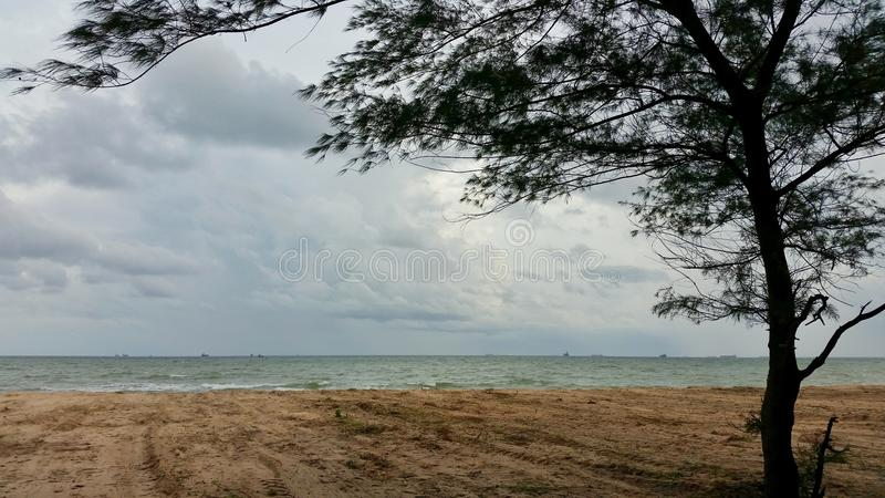 RAYONG plaża obraz royalty free