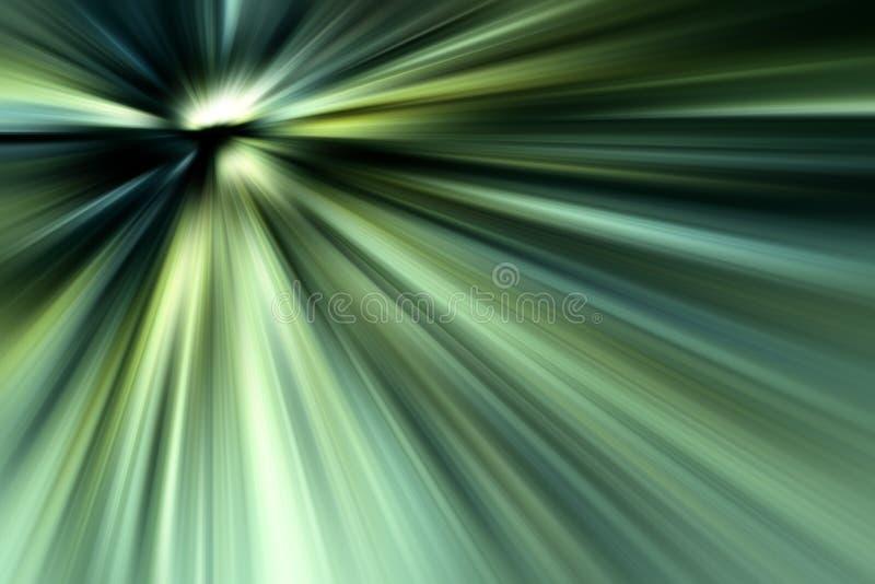 Rayos abstractos del fondo libre illustration