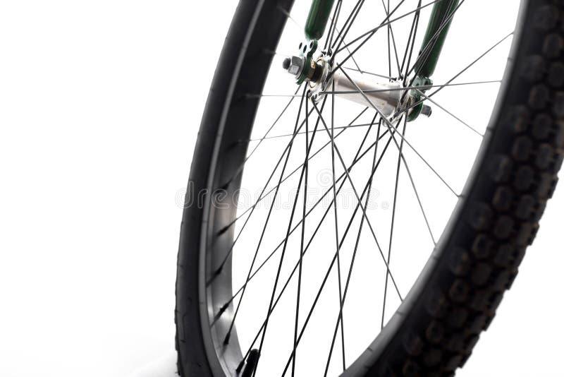 Rayos de la bicicleta foto de archivo libre de regalías