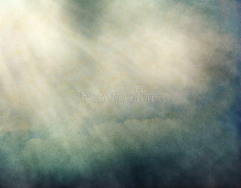 Rayos ligeros Textured libre illustration