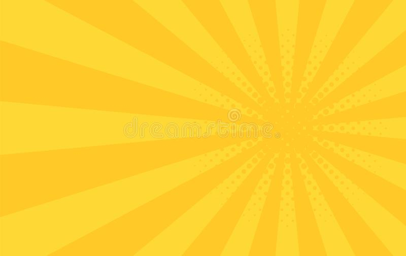 Rays background. Illustration for your bright beams design. Sun ray theme abstract wallpaper. Raster version. Abstract. Background of the shining sun-rays. Sun stock illustration