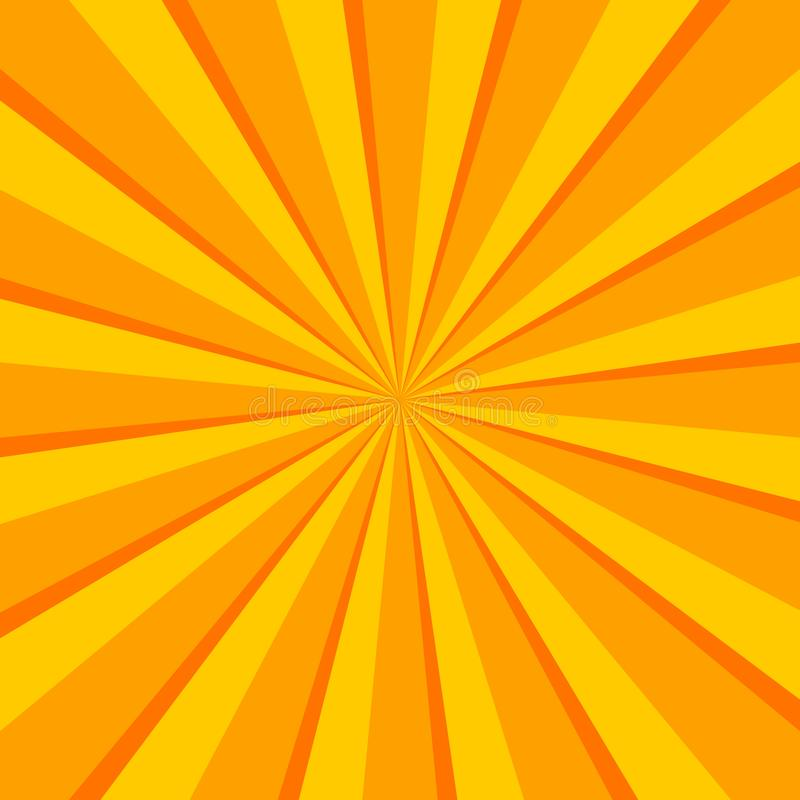Rays background. Illustration for your bright beams design. Sun ray theme abstract wallpaper. Raster version. Abstract. Background of the shining sun-rays. Sun vector illustration