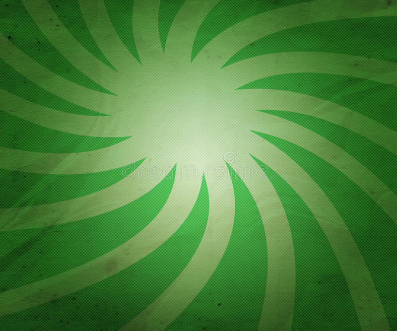 Rays Green Texture vector illustration