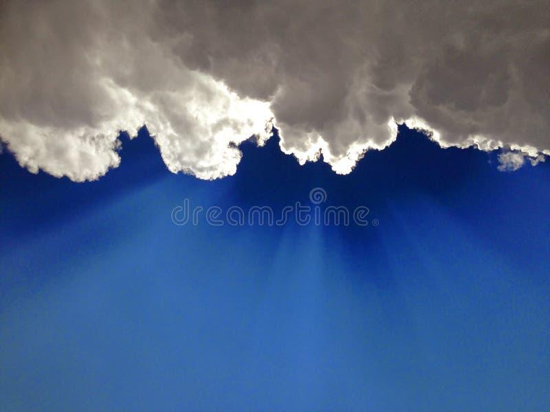 Rays stock photo