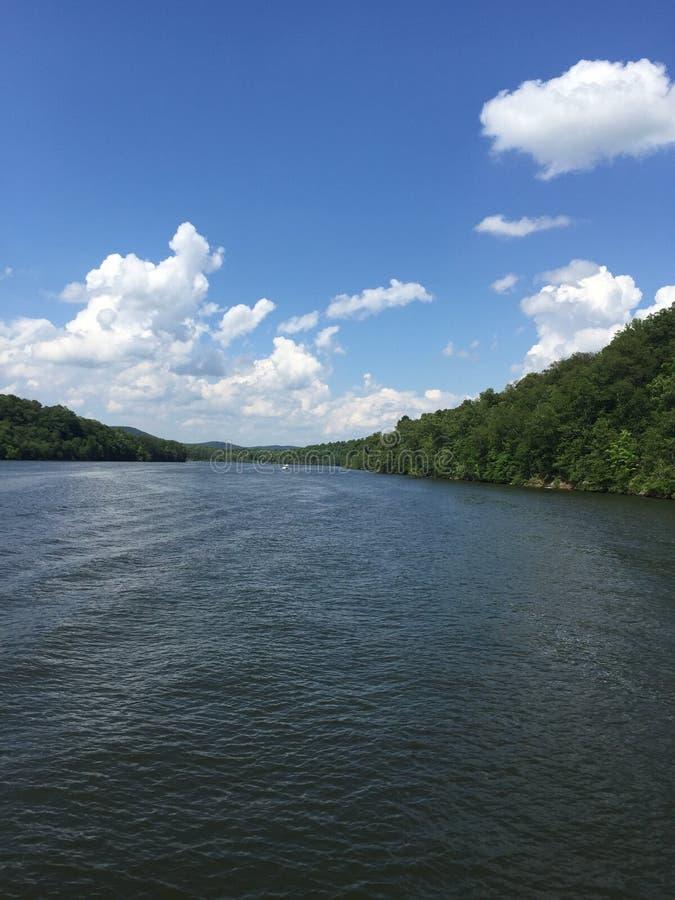 Raystown jeziora PA fotografia royalty free