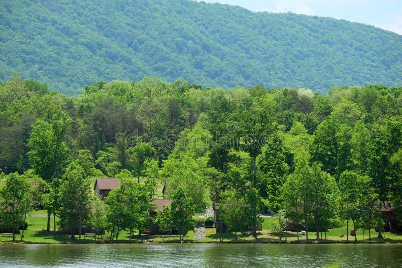 Raystownmeer in Pennsylvania royalty-vrije stock foto's