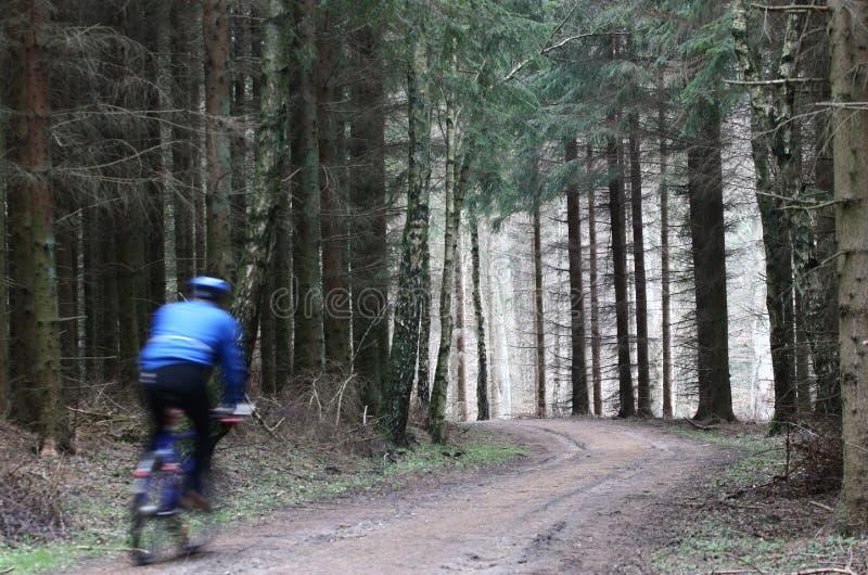 Raza de la bici imágenes de archivo libres de regalías