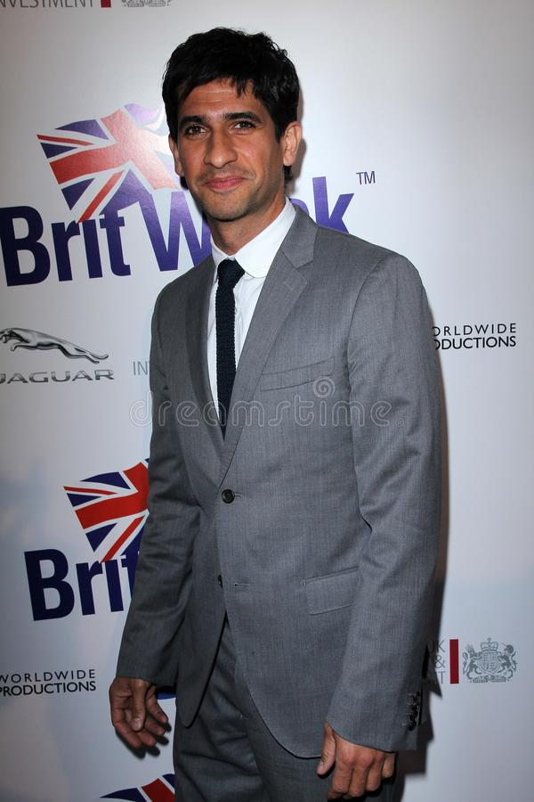 Download Raza Jaffrey At The Official Launch Of BritWeek, Private Location, Los Angeles, CA 04-24-12 Editorial Photography - Image: 25272697