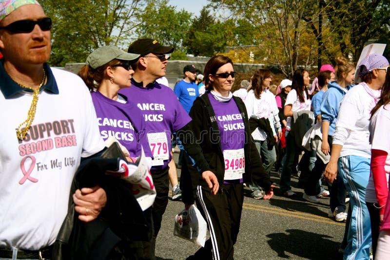 Raza para la curación 2010 imagen de archivo