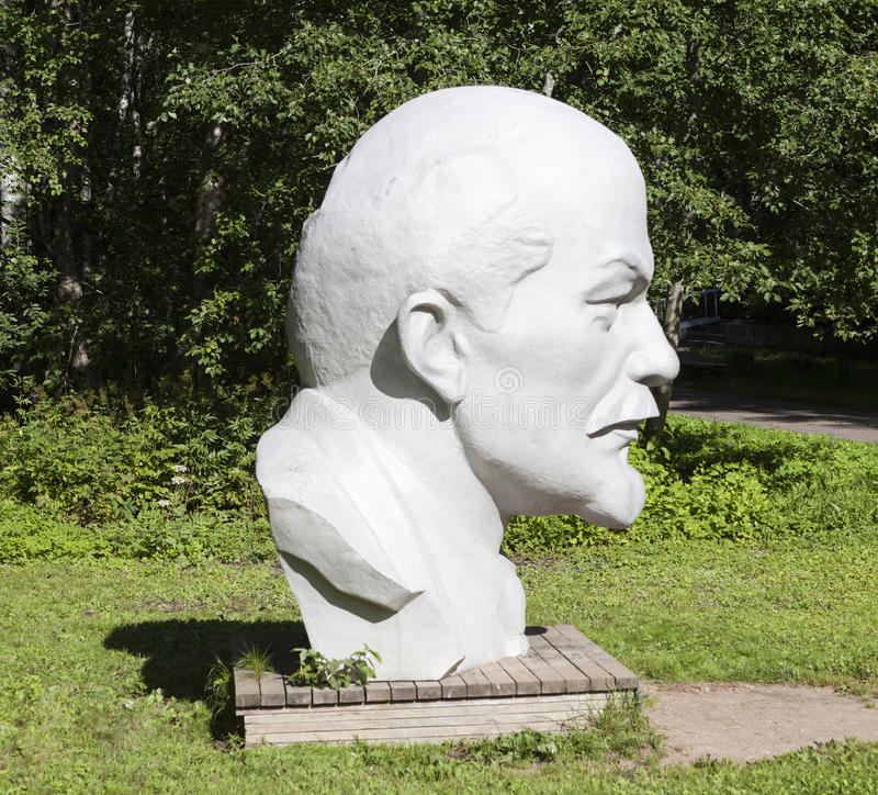 Leni Mesum: AUGUST 15, 2015: Photo Of Lenin Monument