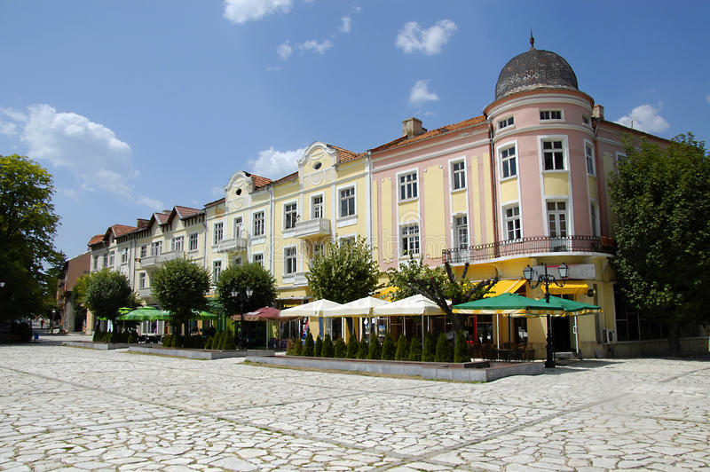 Razlog, Bulgarien stockfotos
