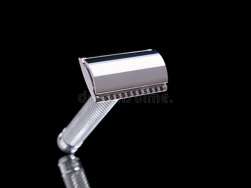 Download Razor stock photo. Image of handle, black, reflection - 18020392