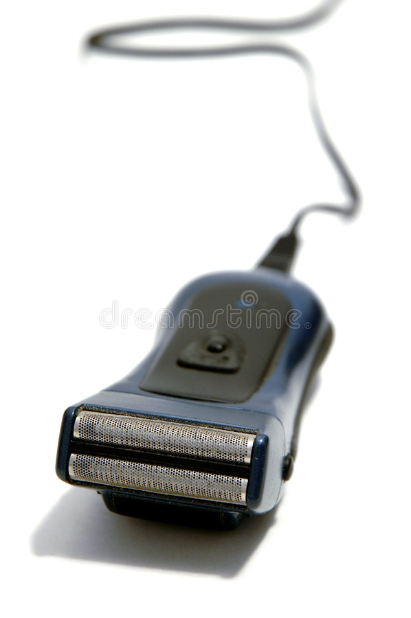 Download Razor & cord stock image. Image of male, face, vanity, shaver - 152153