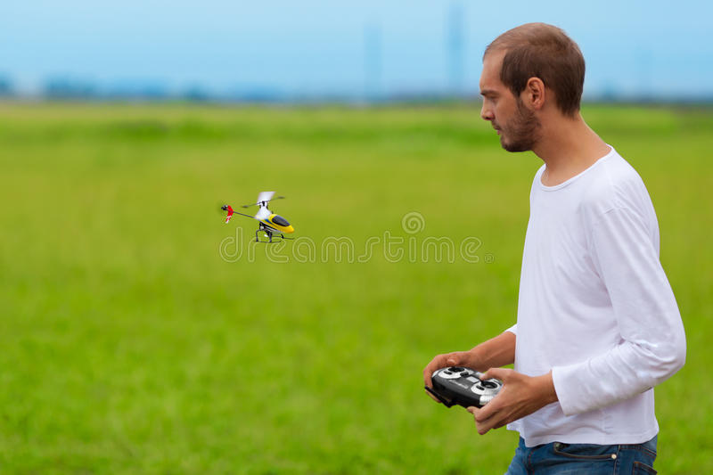 Download RC Model Hobby (focus On RC Model) Stock Photo - Image: 23136974