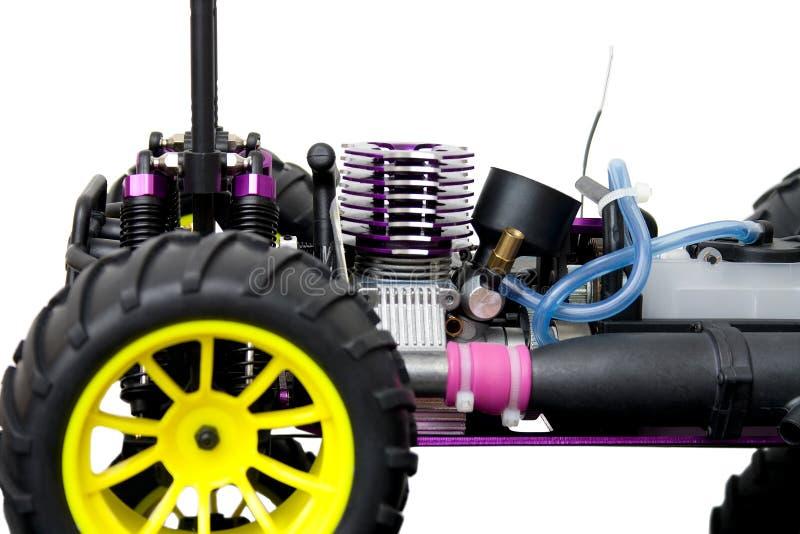 RC radiowej kontrola potwora Samochodowa ciężarówka obraz royalty free