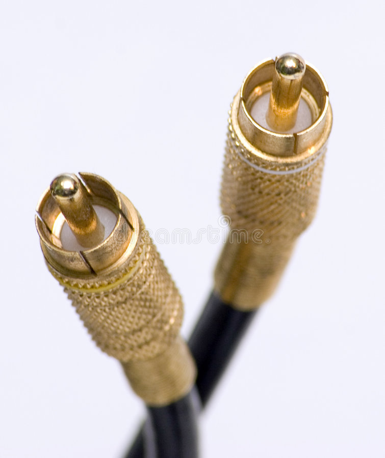 Download RCA Cables stock photo. Image of wires, cables, monster - 156924