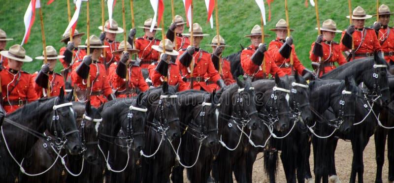 RCMP royalty-vrije stock afbeeldingen