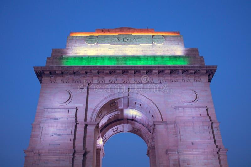 1 3rd afghan brittiska delhi matriddes porten india som indiska minnes- nya soldater till kriger vem v?rlden fotografering för bildbyråer