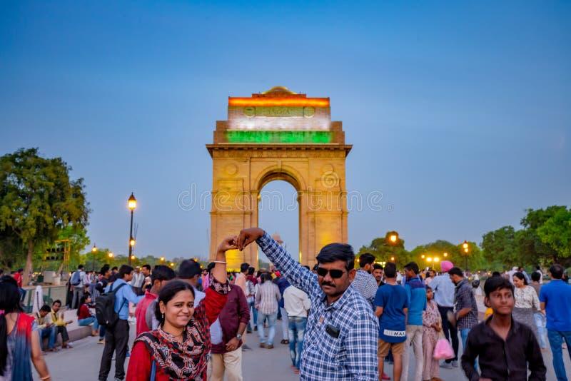 1 3rd afghan brittiska delhi matriddes porten india som indiska minnes- nya soldater till kriger vem v?rlden royaltyfria foton