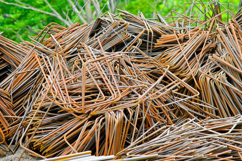 Download Re bar armature stock image. Image of site, wire, armature - 16551055