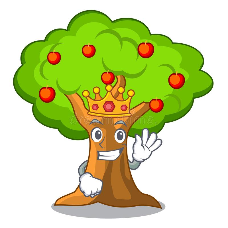 Re ccc royalty illustrazione gratis