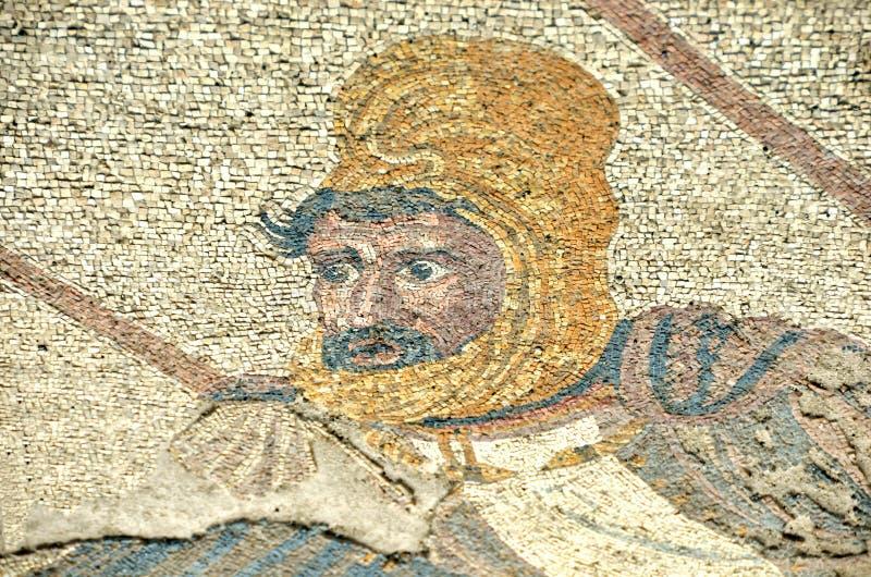 Re Darius immagini stock