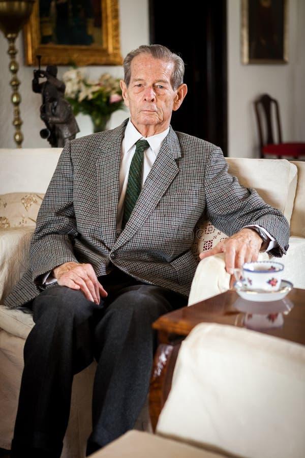 Re Michael della Romania immagini stock libere da diritti